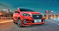 Datsun GO and GO+ facelift to go on sale on 10 October