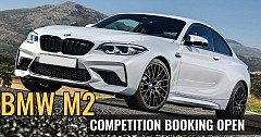 Bookings Open for BMW M2 Competition in India