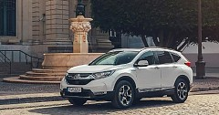 Rs 28.15 lakhs Worth New Honda CRV launched in India, Gets a diesel option for the first time