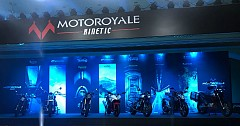 Kinetic MotoRoyale Announces Tie-Up with 3 New Brands and Launch Seven All-New Bikes in India