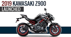 2019 Kawasaki Z900 Launched for INR 7.68 Lakh (ex-showroom, India)