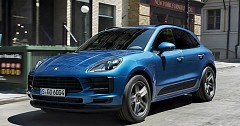 4 Cylinder Turbocharged Porsche Macan Facelift Scheduled For Feb 2019 Launch