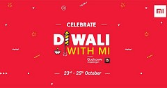 Mi Diwali Sale 2018 Commenced at Official Website of Xiaomi India