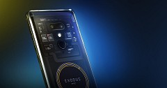 HTC Launches Exodus 1 First Blockchain Phone