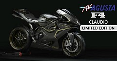MV Agusta F4 Claudio, An Homage Limited Edition Model Divulged
