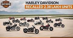 2.38 Lakh Harley-Davidson Called Off Over Clutch Issue