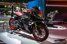 Aprilia RS660 Concept Displayed at 2018 EICMA