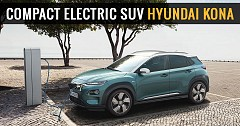Compact Electric SUV Hyundai Kona To Make India Debut in 2019