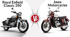 Comparison of Rivals: Jawa Motorcycles vs Royal Enfield Classic 350
