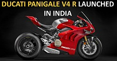 Ducati Panigale V4 R WSBK Homologation Special Edition Launched in India