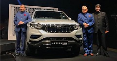 Mahindra Alturas G4 Launched in India: Check out Price & Specs