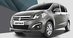 No Diesel-Automatic Option in 2018 Maruti Suzuki Ertiga