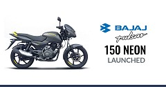 Bajaj Pulsar 150 Classic Limited Edition (Neon) Launched at INR 64,998