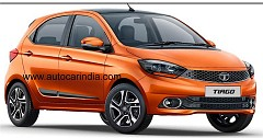 Tata Tiago XZ+ Leaked Before Launch