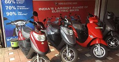 Hero Electric Plans to Sell Electric Two-Wheelers Overseas