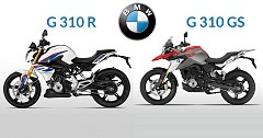 BMW Motorrad Starts Offering Benefits on G310R & G310GS