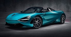 McLaren 720S Spider Convertible Goes Live: Check out Specifications and Price