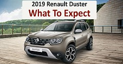 2019 Renault Duster: What To Expect
