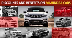 Year-End Discounts and Benefits on Mahindra Cars