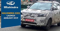Mahindra S201 set to Launch in January 2019
