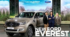 Ford Endeavour Facelift set to launch before April 2019
