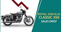 Royal Enfield Classic 350 Sales Effected with the Introduction of Jawa Motorcycles