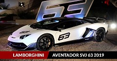 Lamborghini Aventador SVJ 63 Set For India Launch
