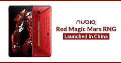 Nubia Red Magic Mars RNG Edition with 10GB RAM
