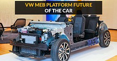 VW's MEB Architecture: The Game Changer For Driving Electric Car Mass Adoption