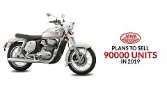 Jawa Motorcycles: Expected Sale of 90000 Units in 2019