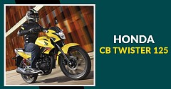 HMSI Could Revive CB Twister 125 (CB125F) in India This Year