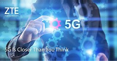 ZTE claims a 5G Smartphone launch in the First Half of 2019