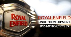 BS6 Royal Enfield Motorcycles Under Development; Launch Expected in 2020