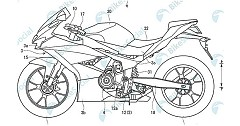 Suzuki GSX R300 Patent Images Spotted, May Launch in India