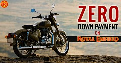 No Down Payment on Royal Enfield Motorcycles: Jawa Effect