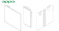 Oppo Patented Foldable Smartphone Published on World Intellectual Property Organisation's Website