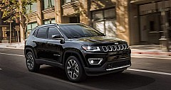 Jeep Compass Launches Mid-spec Petrol Variant of the Longitude (O) at Rs 18.90 lakh