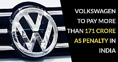Volkswagen To Pay More Than 171 Crore As Penalty in India: Check out Why