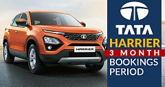 Good And Bad News For Tata Harrier Buyers