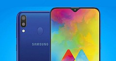 Samsung Affordable Full Screen M10 and M20 Launched in India