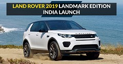 2019 Discovery Sport Landmark Edition Gets Launched in India