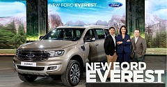 Ford Endeavour Facelift To Be Launching Soon in India