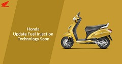 Honda Activa And All Other Models To Come With Fuel Injection Technology