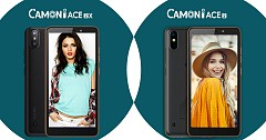 Tecno launches two new Smartphones named Camon iAce 2 and Camon iAce 2X in India: Price, Specifications