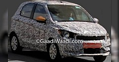 2019 Tata Tiago Spy Shot Images Surfaced on the Internet