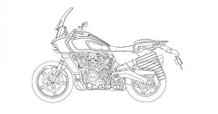Upcoming Harley-Davidson Bikes Patent Designs Surfaced Online