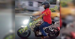 CF Moto 250 NK, the Rival of KTM Duke 250 Spied Testing in India