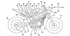 Patent Images Of Kawasaki Electric Motorcycle Surfaced Online