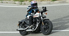 Next-gen Harley Davidson Forty Eight and Street Glide Special Launch on March 2019