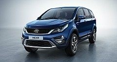 Revamped Tata Hexa 2019 Launched with a Price Tag of INR 12.9 Lakh